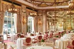The Ritz Restaurant | The Escort Magazine