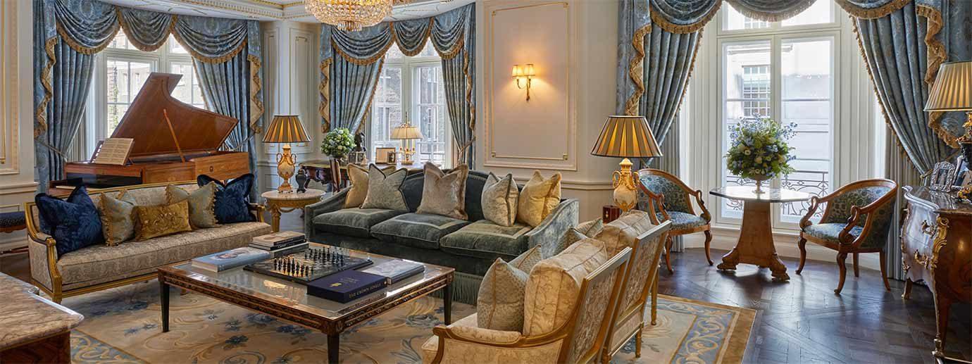Hotel Guide London - Claridges   The Escort Magazine