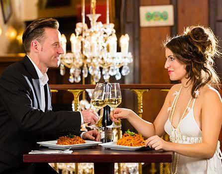 Dinner companions | The Escort Magazine