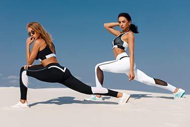 Fitness for free | The Escort Magazine