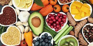 Healthy food   The Escort Magazine